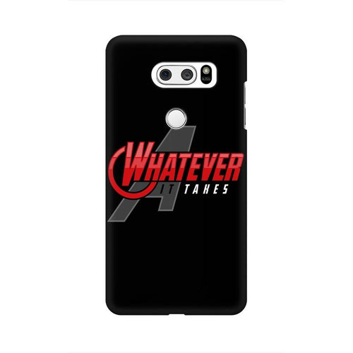 Whatever It Takes Multicolour Phone Case For LG V30
