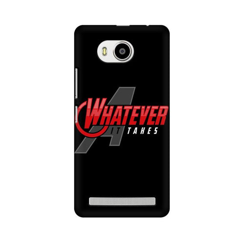 Whatever It Takes Multicolour Phone Case For Lenovo A7700
