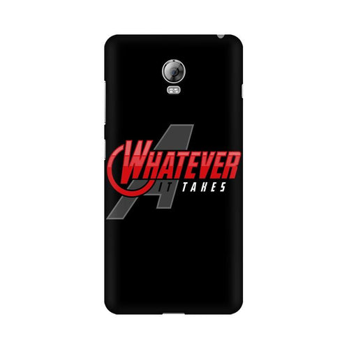 Whatever It Takes Multicolour Phone Case For Lenovo Vibe P1