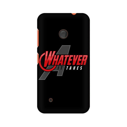 Whatever It Takes Multicolour Case For Nokia Lumia 530