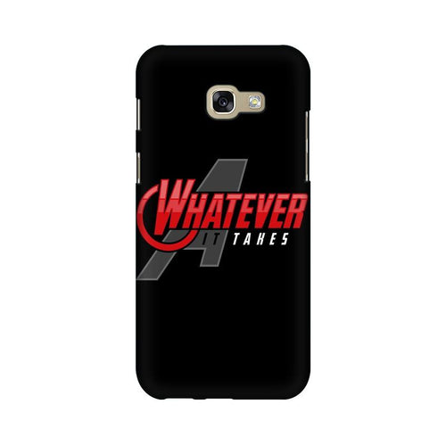 Whatever It Takes Multicolour Case For  Samsung A7 2017