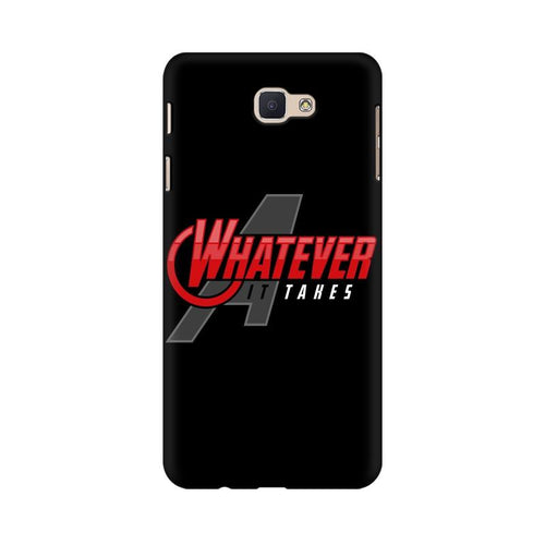 Whatever It Takes Multicolour Case For  Samsung J7 Prime