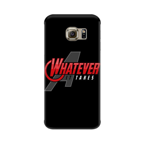 Whatever It Takes Multicolour Case For  Samsung S7