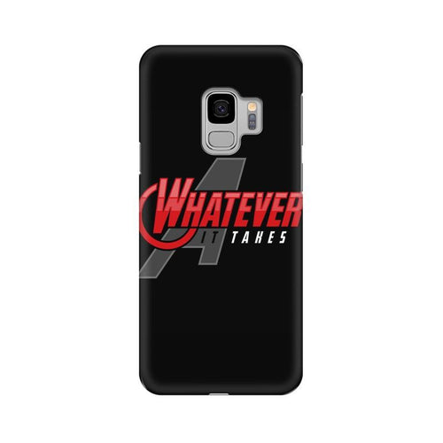 Whatever It Takes Multicolour Case For  Samsung S9