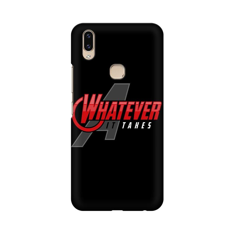 Whatever It Takes Multicolour Case For Vivo V9