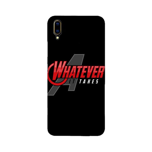 Whatever It Takes Multicolour Case For Vivo Y97