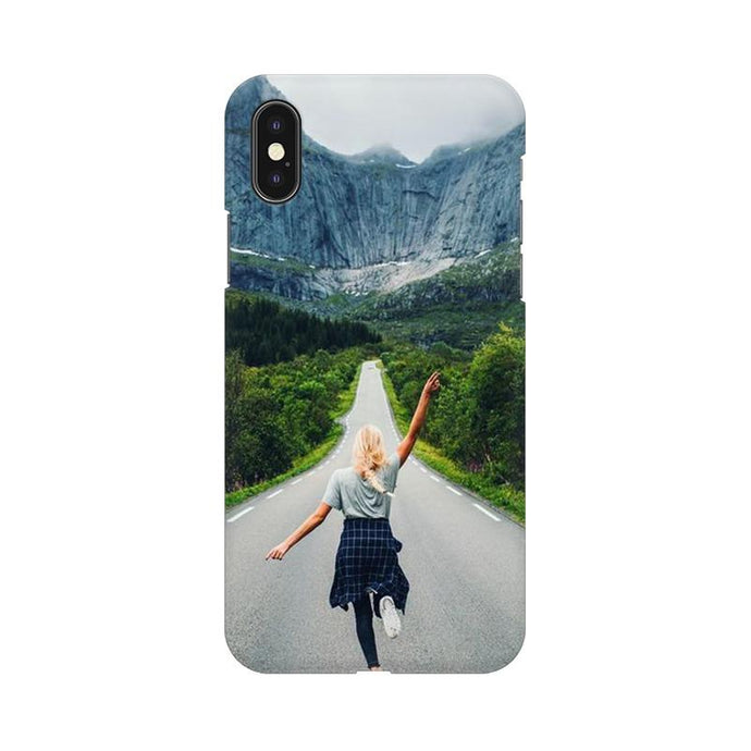 Your Design Multicolour Phone Case For Apple iPhone X