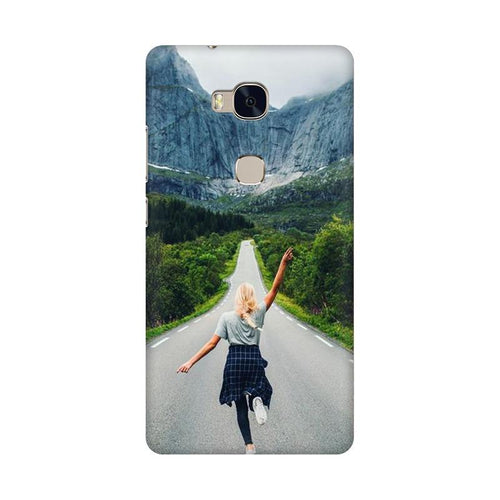 Your Design Multicolour Phone Case For Huawei Honor 5X