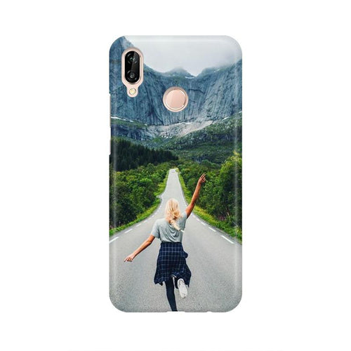 Your Design Multicolour Phone Case For Huawei P20 Lite