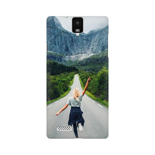 Your Design Multicolour Phone Case For InFocus M330