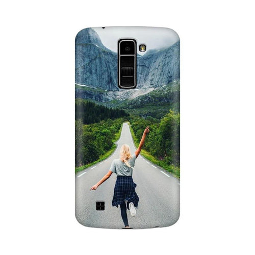 Your Design Multicolour Phone Case For LG K7