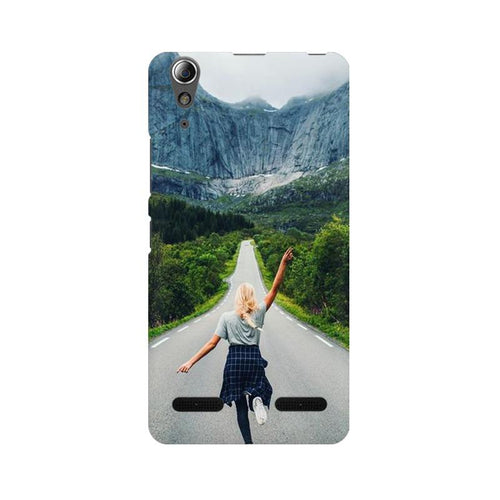 Your Design Multicolour Phone Case For Lenovo A6000