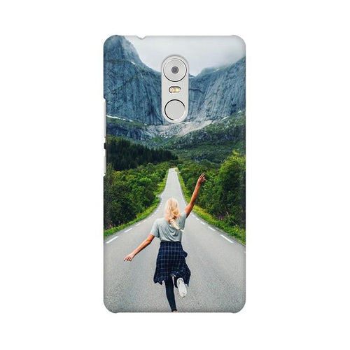 Your Design Multicolour Phone Case For Lenovo K6 Note
