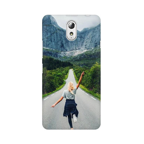Your Design Multicolour Phone Case For Lenovo Vibe P1M