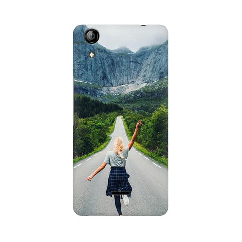 Your Design Multicolour Phone Case For Micromax Canvas Selfie 2 Q340