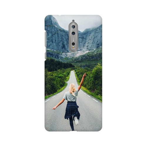 Your Design Multicolour Case For Nokia 8