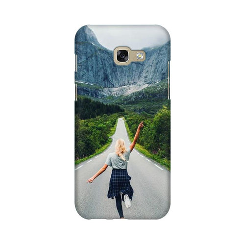 Your Design Multicolour Case For  Samsung A7 2017