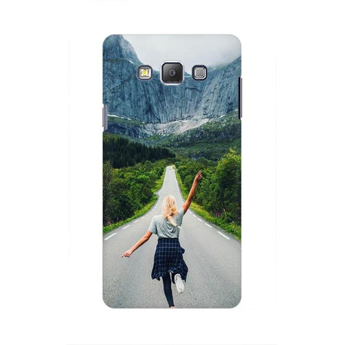 Your Design Multicolour Case For  Samsung A7