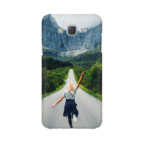 Your Design Multicolour Case For  Samsung J1