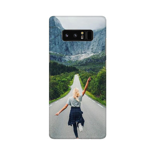 Your Design Multicolour Case For  Samsung Note 8