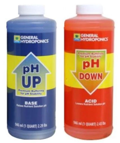 pH Up and Down