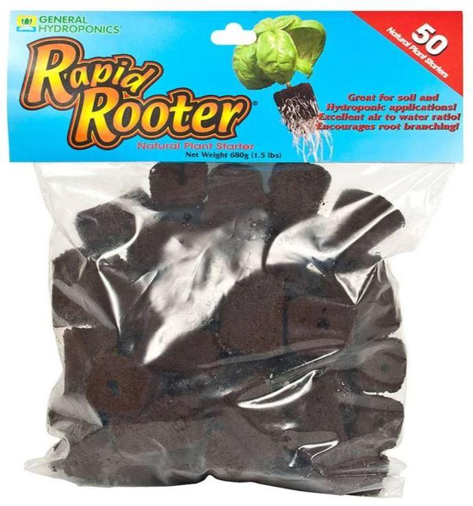 Rapid Rooter Grow Plugs by General Hydroponics
