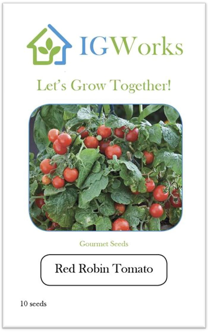 Red Robin Tomato Seeds