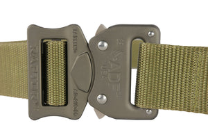 "Fusion Tactical Riggers Coyote Brown 1.5"" Wide Belt"