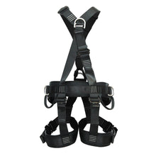 Load image into Gallery viewer, TAC- RESCUE HARNESS WITH STEEL QUICK RELEASE LEG BUCKLES