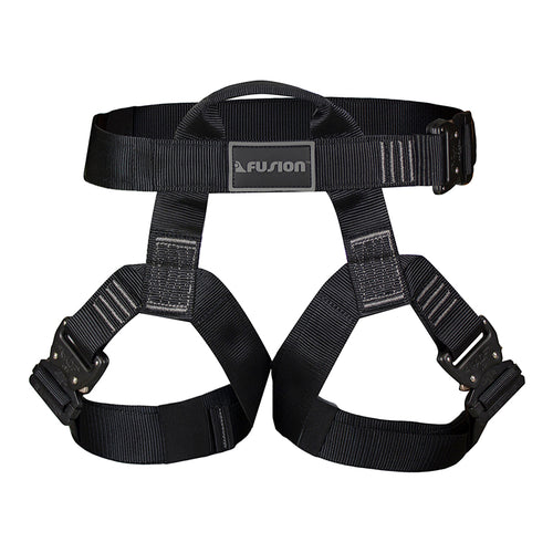 MIRAJ HALF BODY HARNESS with STEEL QUICK RELEASE BUCKLES
