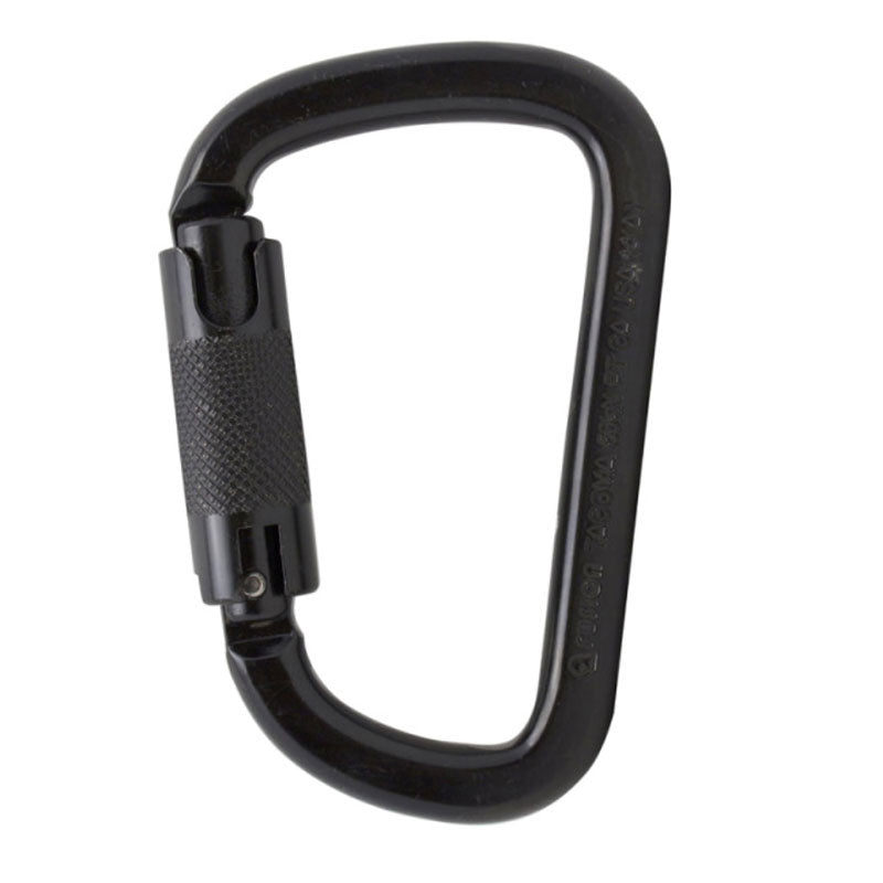 FUSION TACOMA AUTO LOCKING HIGH STRENGTH CARABINER