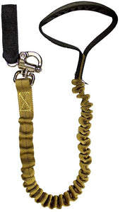 Fusion K9 Internal  Elastic Bungee With Rubber Handle And Shackle
