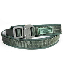 "Load image into Gallery viewer, Fusion Tactical Type D 1.5"" Wide Belt Medium"