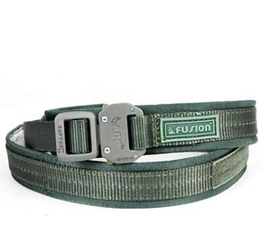 "Fusion Tactical Type D 1.5"" Wide Belt Medium"