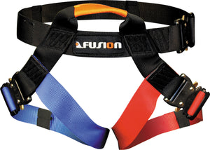 CONCERTO HALF BODY HARNESS WITH QUICK RELEASE BUCKLE 3 COLOR