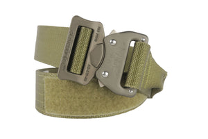 "Fusion Tactical Riggers Large 1.75"" Wide Coyote Brown Belt"