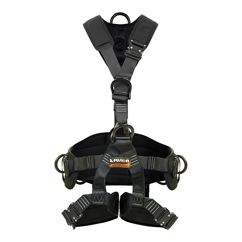 TAC RESCUE TACTICAL EVA PADDED HARNESS