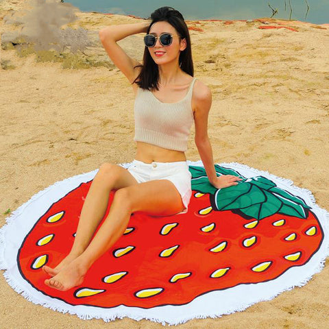 BEACH MAT -TOWEL