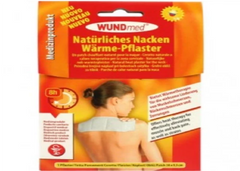 Bandage Warming Patch Neck 30x9,5cm