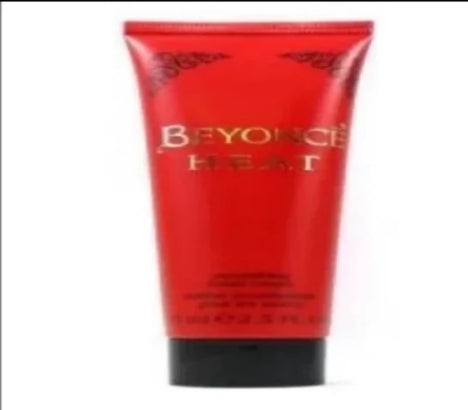 Beyonce Heat Nourishing Hand Cream 2.5 Oz / 75 ml