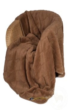 OTHER : CAMEL WOOL BLANKET