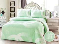 DP01G CHANNEL INFUSION (EXCLUSIVE) , 600 THREAD COTTON BEDDING SET