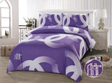 DP02 CHANNEL INFUSION (EXCLUSIVE) , 600 THREAD COTTON BEDDING SET