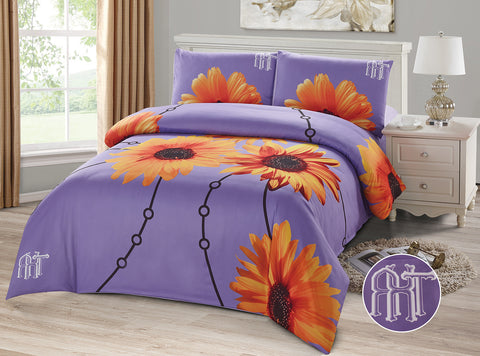 DP04  600 THREAD COTTON BEDDING SET