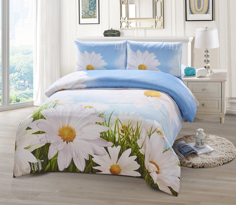 DP06 600 THREAD COTTON BEDDING SET