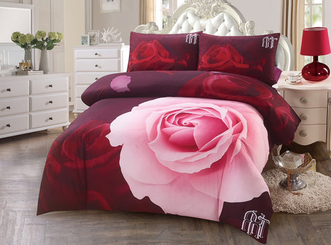DP10 600 THREAD COTTON BEDDING SET