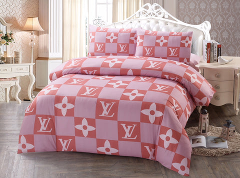 DP09 LV INFUSION (EXCLUSIVE) , 600 THREAD COTTON BEDDING SET
