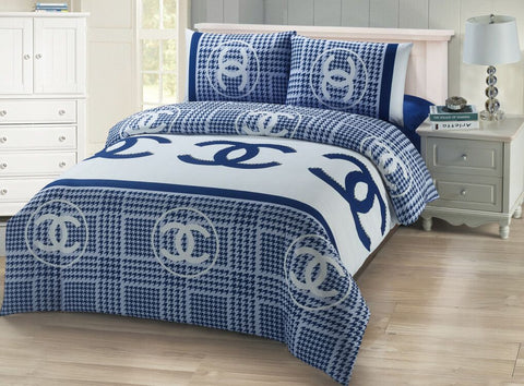 DP13 CHANNEL INFUSION (EXCLUSIVE) , 600 THREAD COTTON BEDDING SET