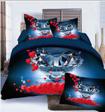 MP24MICROFIBER/  300 THREAD  COTTON BEDDING SET