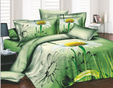 ST110 300 THREAD  COTTON BEDDING SET